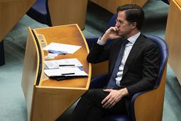Ungarn har ikke noe i EU å gjøre etter at landet nylig vedtok en lov som forbyr fremstilling av homofile og transpersoner i undervisningsmateriell, filmer og bøker rettet mot barn, mener Nederlands statsminister Mark Rutte. Arkivfoto: Peter Dejong / AP / NTB