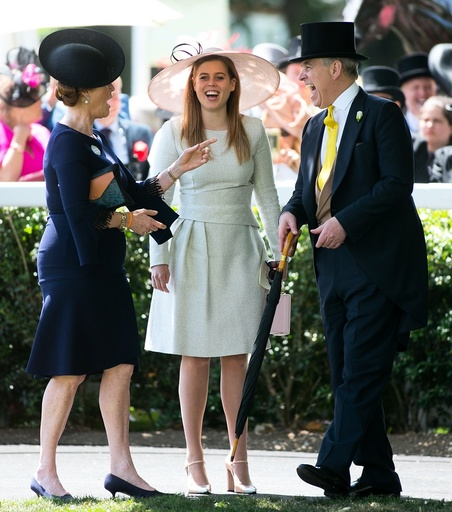 Royal Ascot, Day Four, UK - 22 Jun 2018