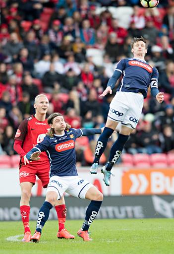 Eliteserien fotball: Brann - Viking (1-1)