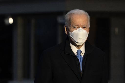 USAs president Joe Biden avholder digitalt G7-møte fredag. På dagsordenen står samtaler om koronapandemien og verdensøkonomien, opplyser Det hvite hus. Foto: Alex Brandon / AP / NTB