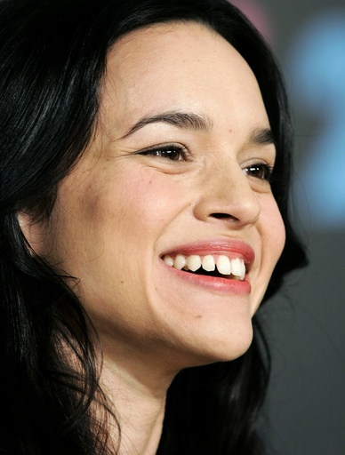 Cast member Norah Jones attends news conference for My Blueberry Nights at 60th Cannes Film Festival