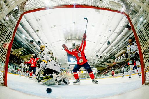 Lørenskog - Stavanger Oilers 4 - 1