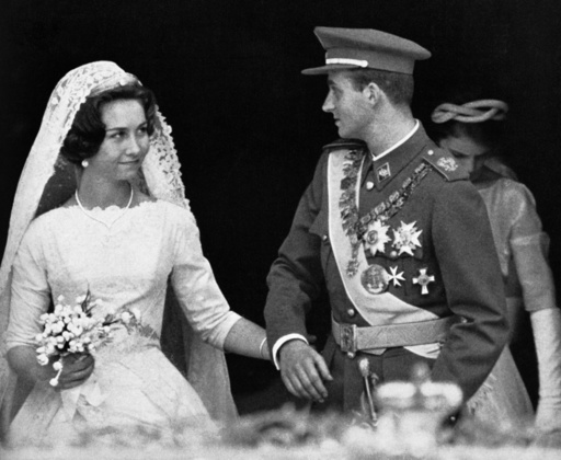 Marriage of Princess Sophia of Greece / Don Juan Carlos of S