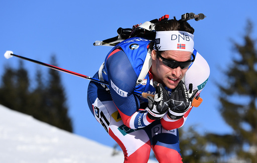 Biathlon World Championship in Hochfilzen