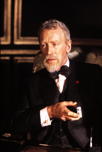 NEVER SAY NEVER AGAIN, Max Von Sydow, 1983. (c) Warner Brothers/ Courtesy: Everett Collection.
