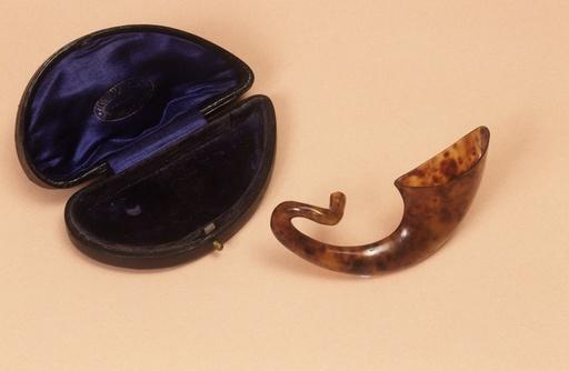 Ear trumpet, circa 1900