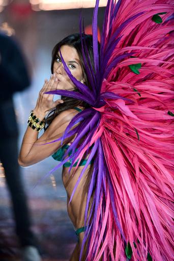 2015 Victoria's Secret Fashion Show, 111015