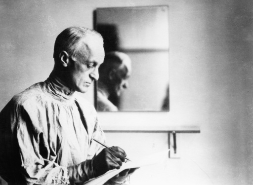 Harvey Cushing / Foto 1931 - Harvey Cushing / Photo 1931 -