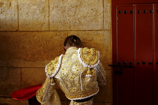 The Wider Image: The matador