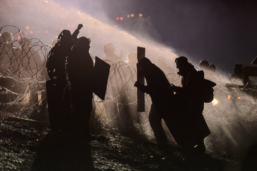 A Picture and Its Story: Documenting Standing Rock
