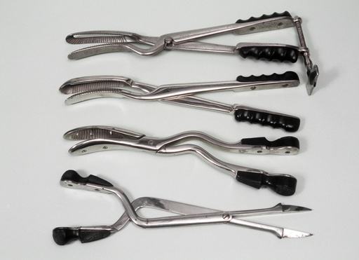 Abortion instruments, circa 1880