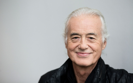 Jimmy Page turns 75