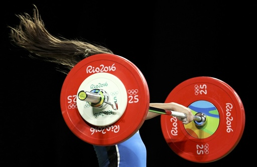 Weightlifting - Women's 63kg