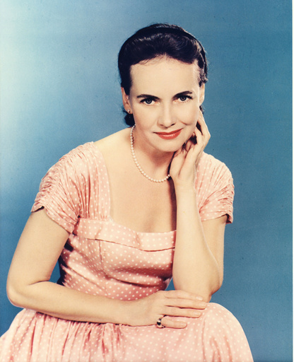 TERESA WRIGHT PORTAIT