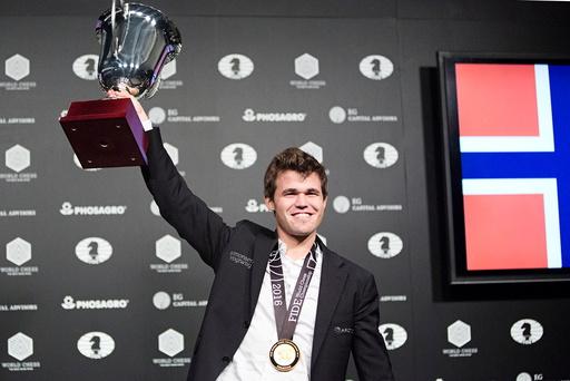 Sjakk-VM 2016.