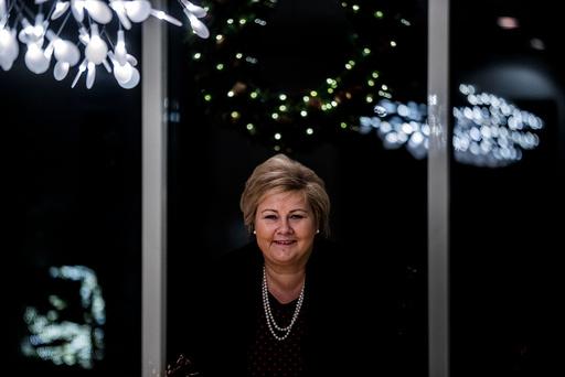 Juleintervju med statministeren