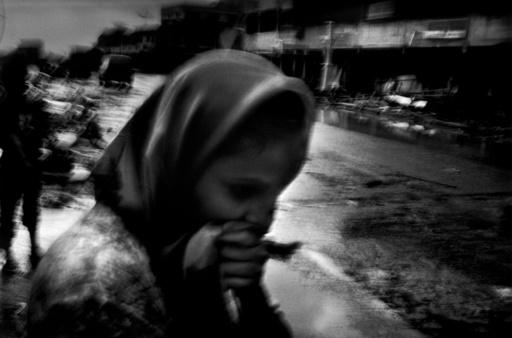 INDONESIA. Sumatra Island. Banda Aceh. Tsunami. 2005.