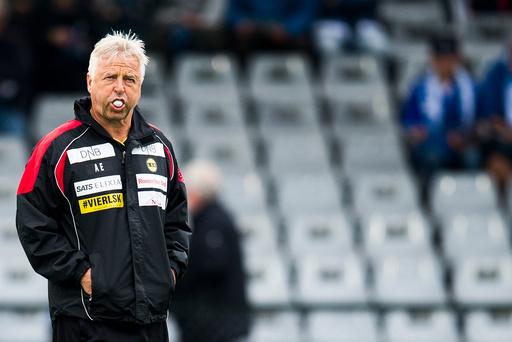 Eliteserien fotball 2017: Sarpsborg - Lillestrøm (3-3).