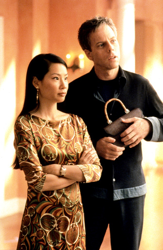 ALLY McBEAL, Lucy Liu, Greg Germann, 'Troubled Water', (Season 3, aired Nov. 22, 1999), 1997-2002. T