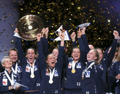 EM hÂndball kvinner i Sverige. Scandinavium G˜4teborg.