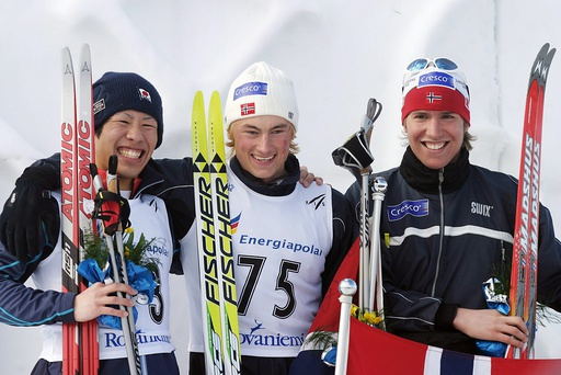 NORDIC JUNIOR SKIING