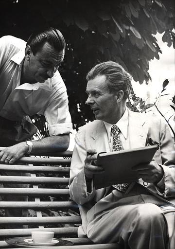 Writer Aldous Huxley 1894 - 1963