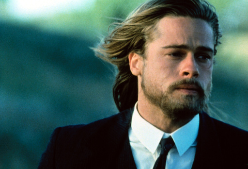 LEGENDS OF THE FALL, Brad Pitt, 1994