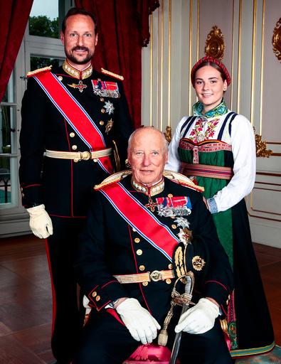 Prinsesse Ingrid Alexandra konfirmeres i Slottskapellet.