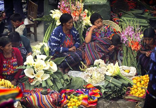 GUATEMALA. The Maya.