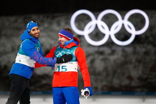 Vinter-OL. Olympiske leker i Pyeongchang 2018. Skiskyting menn.