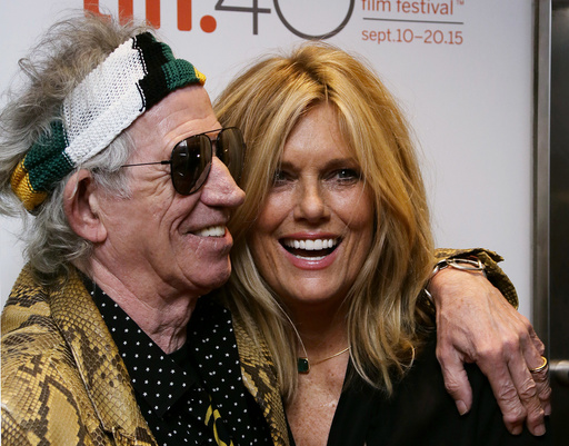 'KEITH RICHARDS: UNDER THE INFLUENCE' FILM PREMIERE