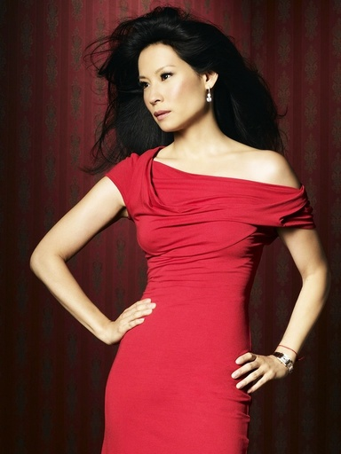 LUCY LIU in DIRTY SEXY MONEY (2007).