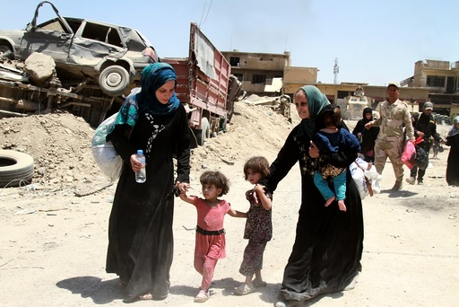 Mosul retaken from IS