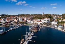 Etter et smittehopp strammer Grimstad kommune inn. Illustrasjonsfoto: Tore Meek / NTB