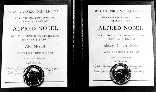 Nobelpriset fyller 100 år.