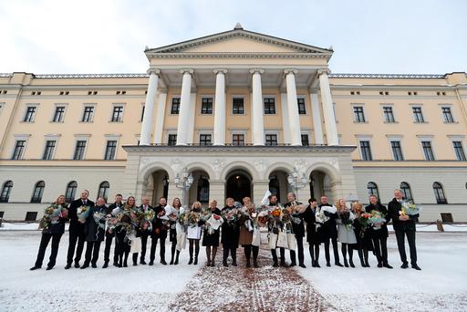 Erna Solbergs andre regjering med nye statsråder