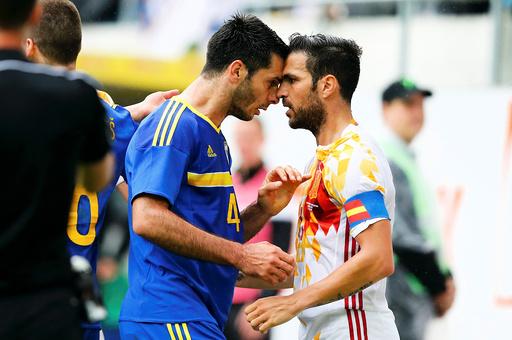 Football Soccer - Spain v Bosnia and Herzegovina - International Friendly - St. Gallen, Switzerland