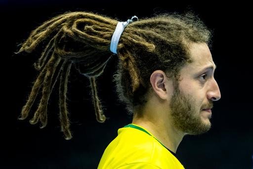 4-nasjonersturnering, herrehåndball: Nederland-Brasil
