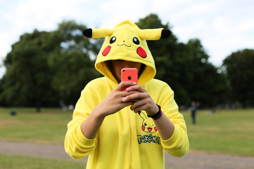 Pokemon Go Fan - London