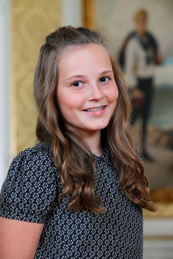 Prinsesse Ingrid Alexandra fyller 13 år l…Cørdag 21. januar 2017