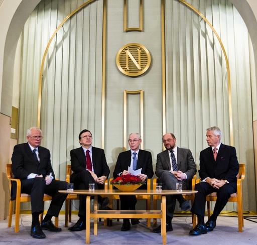 EU representatives in Oslo