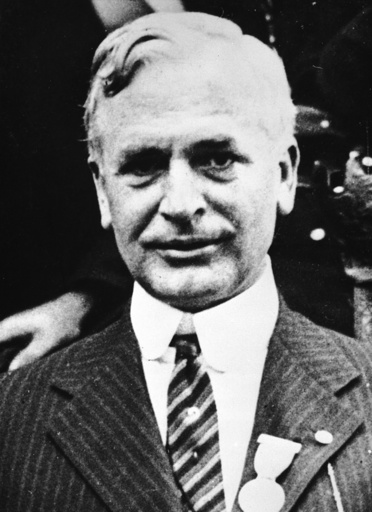 Cordell Hull / Foto 1933 - Cordell Hull / Photo 1933 -