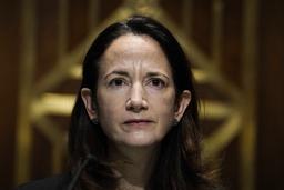 Avril Haines, Joe Bidens etterretningssjef, er den første av hans toppfolk som er godkjent av Senatet. Foto: Melina Mara / The Washington Post via AP / NTB