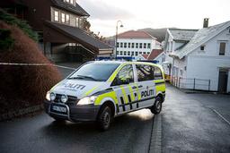 En 69 år gammel kvinne i Ålgård ble 29. desember i fjor årets siste drapsoffer. Fjoråret ble det verste drapsåret på sju år. Foto: Carina Johansen / NTB