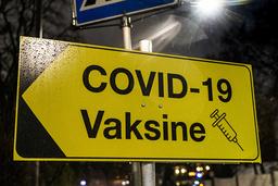 Norge har nesten 1 million vaksinedoser på lager. Foto: Terje Pedersen / NTB