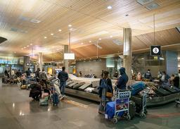 PST planlegger å overvåke alle flyplasser i Norge på linje med andre europeiske land som har hatt en lignende ordning en stund. Illustrasjonsfoto: Torstein Bøe / NTB