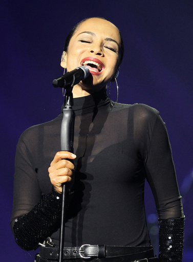 FRANCE-BRITAIN-MUSIC-SADE