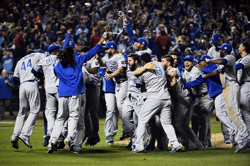 MLB: World Series-Kansas City Royals at New York Mets