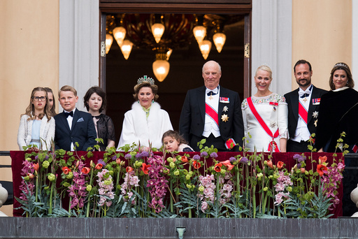 Kong Harald og dronning Sonja feirer sine 80-årsdager.