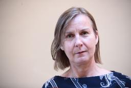 Direktør Elisabeth Sørbøe Aarsæther i Direktoratet for samfunnssikkerhet og beredskap (DSB). Foto: Lise Åserud / NTB